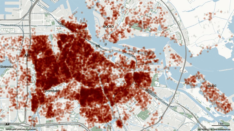Tweede-woning-verhuren-Amsterdam